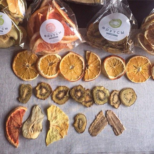Идея бизнеса: натуральные чипсы из фруктов или просто фрутсы  Почему