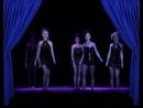 Благотворительное шоу КИНОПОДИУМ Салон красоты ТРИМ Коллекция БУРЛЕСК