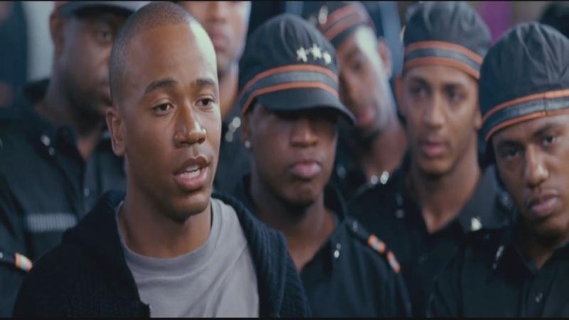 Братство танца / Stomp the Yard.2007-[ В РОЛЯХ -Chris Brown.. Ne-Yo ..Джастин Хайрс ..]HD.720p