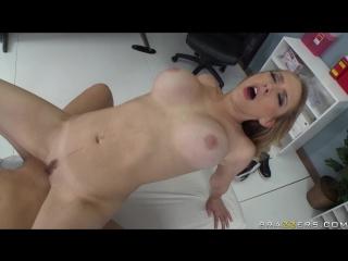 Kagney Linn Karter - Brazzers - Big Tits At School - Chest Pains