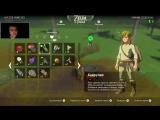 Стрим #1 по The Legend of Zelda: Breath of the Wild от 04.03.2017 [2/3]