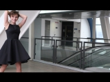Женя Малышева, backstage съемок одежды Алёны Малаховой