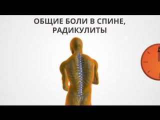 Узнайте, как быстро избавиться от любой боли в спине Почему болит спина и как укрепить позвоночник.