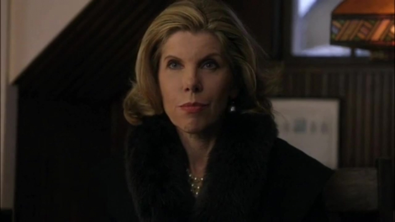 The Good Wife 01x15 - ballistic expert
