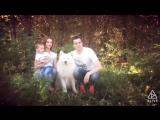 Фотосессия с самоедом Френки фотограф Мария Заболотская самоедская собака белый друг собака лучший в мире пёс