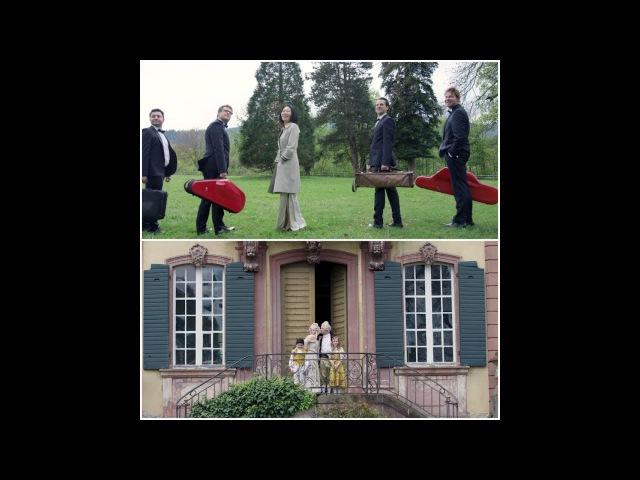 Alliage Quintett ft. Nico Alesi und Ronja Borer