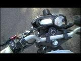 NAKED YAMAHA FZ6R 2012 {walk around and start up}