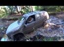 Река Морье после дождя, VW Touareg, Ford Ranger и другие (2 часть)