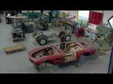 Реставрация БМВ 507 Элвиса Пресли.