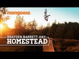 Brayden Barrett-Hay: Homestead