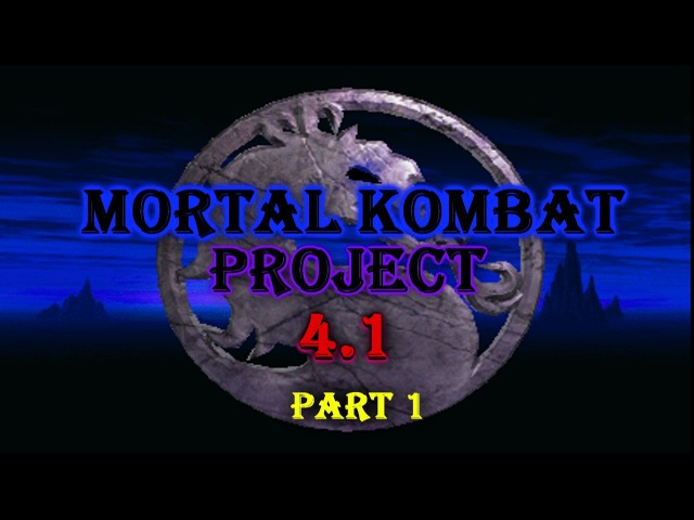 M.U.G.E.N Mortal Kombat Project 4.1 (2.5 season) - Combo Compilation | Part 1