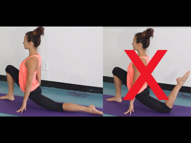 Front Splits How NOT To Stretch For Front Splits Quadriceps Tip EasyFlexibility