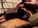 Работа самодельного осцилятора от инвертора