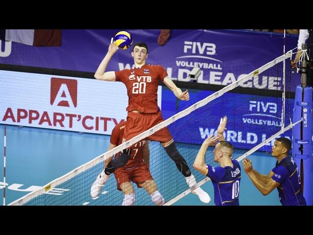 TOP 15 Crazy Actions by Ilyas Kurkaev | World League 2017