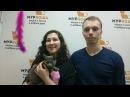 18.02.2017 - Котёнок-девочка Фердинанда (теперь Ханна) уехала домой (видео из дома)