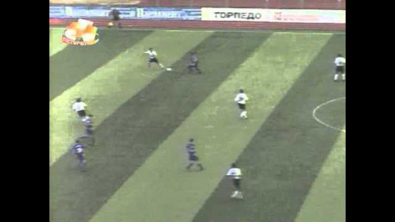 Торпедо (М) 2-2 Зенит / 20.08.2003 / Кубок Премьер-Лиги