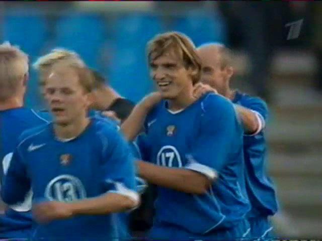 Россия 4-3 Литва / 18.08.2004 / Russia vs Lithuania