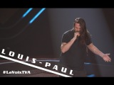 La Voix 5  Louis-Paul Gauvreau  Auditions