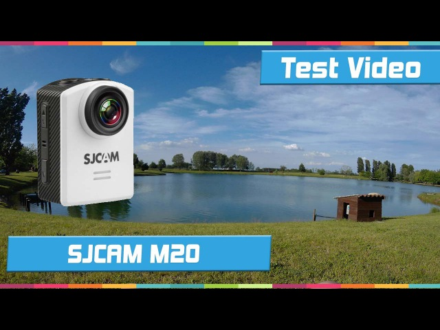 SJCAM M20: Test Video e Foto - Al lago con Charlie   PcExpert