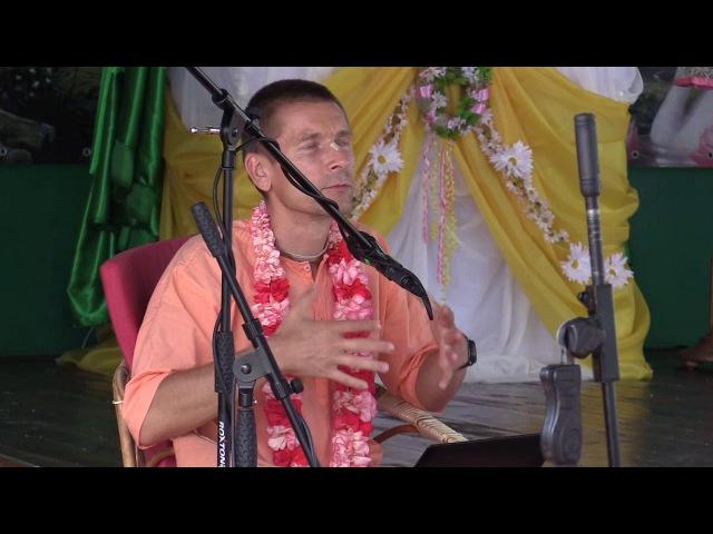 2017 07 29 Е.М.Ананда Вардхана Прабху лекция 1