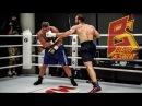 Нокаутирующие комбинации для левши от чемпиона России Техника бокса Игорь Смольянов