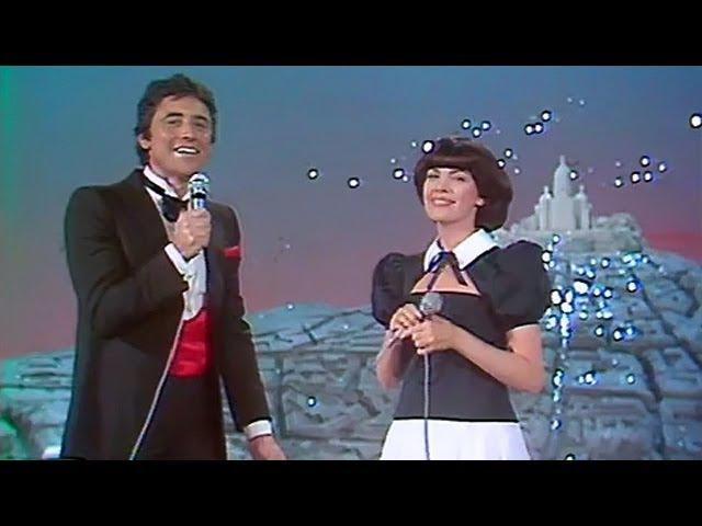 Mireille Mathieu et Sacha Distel - Toi Et Moi (Numéro Un Sacha Distel, 17.05.1980)
