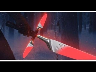 Раскаленный меч против зомби!/1000 degree sword vs Zombie