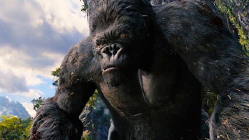 Конг против Вастатозавров - Кинг Конг (King Kong) 2005