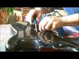 Vandalism Stratocaster -Kurt Cobain-
