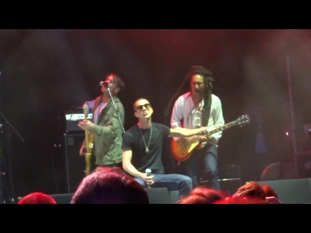 Richard Ashcroft - Break The Night With Colour (Ahmad Tea Music Festival, Moscow, 24.06.17)