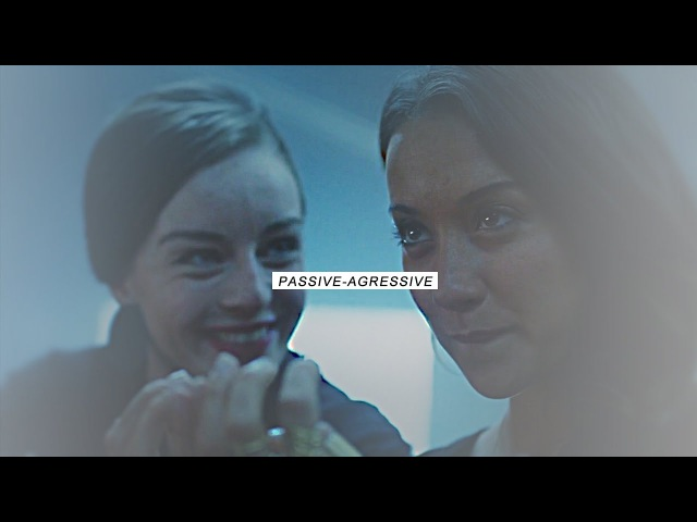 Marina Julia | Passive-Agressive