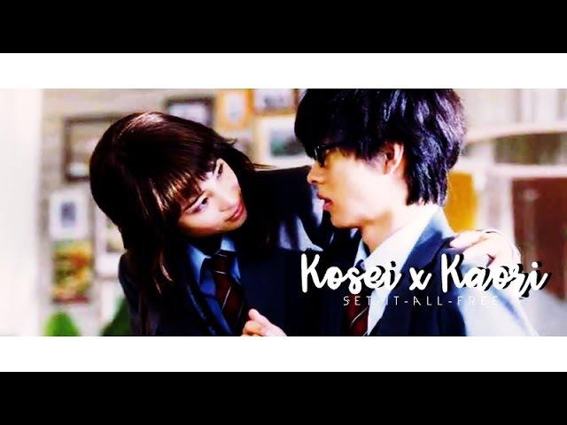 ● Kosei x Kaori || s e t - i t - a l l - f r e e