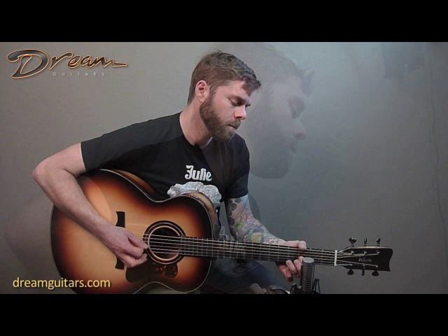DG Canadian Luthiers Series w Jordan McConnell 1 Pellerin Jumbo