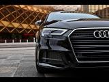 2017 Audi A3 (new facelift) Sportback 2.0TDI S-Tronic Sport - walkaround, details, interior