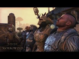 Игровой процесс The Elder Scrolls Online - Morrowind - Возвращение в Морровинд