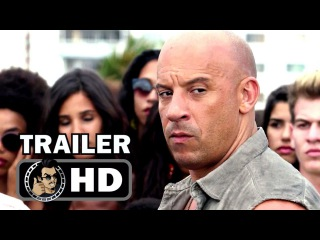 FAST & FURIOUS 8 Trailer Teaser (2017) Vin Diesel, Dwayne Johnson Action Movie HD