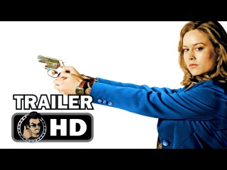 FREE FIRE Official Trailer #2 (2017) Brie Larson Action Comedy Movie HD