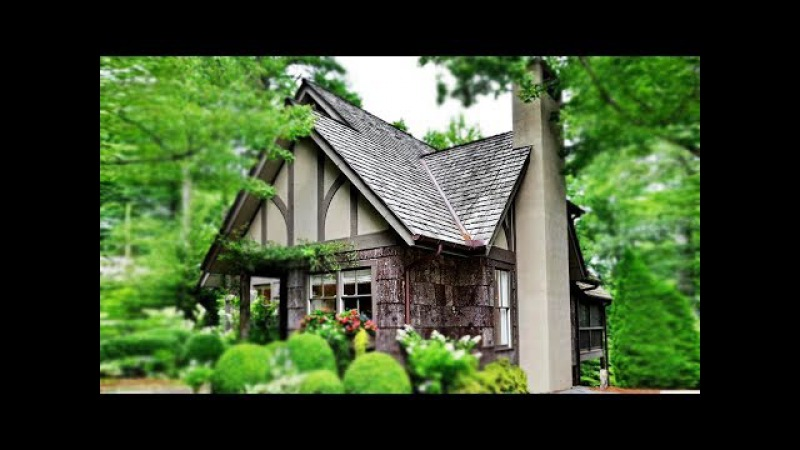 English Cottage Style As In The Fairy Tale | Charming Small House Design