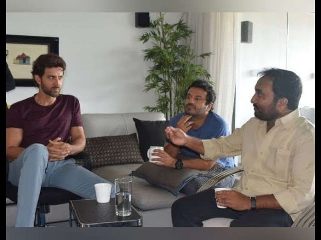 Hrithik roshan will play IIT super 30 anand kumar role in his biopic