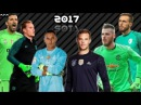 Manuel Neuer vs David De Gea vs Keylor Navas vs Gianluigi Buffon vs Jan Oblak vs Ter Stegen • 2017