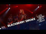Blackberry Smoke Perform 'Waiting For The Thunder'