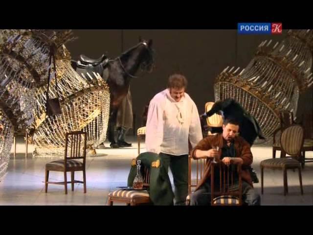 Прокофьев Опера Война и мир картины 1 8 часть I