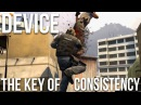 DEVICE - THE KEY OF CONSISTENCY (CS:GO Fragmovie)