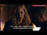 The Vampire Diaries 8x06 Webclip #1 - Detoured on Some Random Backwoods Path to Hell [Рус. субтитры]