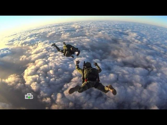 Летучий отряд на Северном полюсе: высадка спецназовцев-парашютистов Чеченской ...