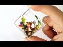 Mini Rilakkuma Terrarium - Polymer Clay Tutorial