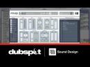 Sound Design Tutorial w/ FM8 Creating Growl Bass Sounds w/ Native Instruments Komplete