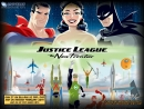 Justice League: The New Frontier (Audio Latino)