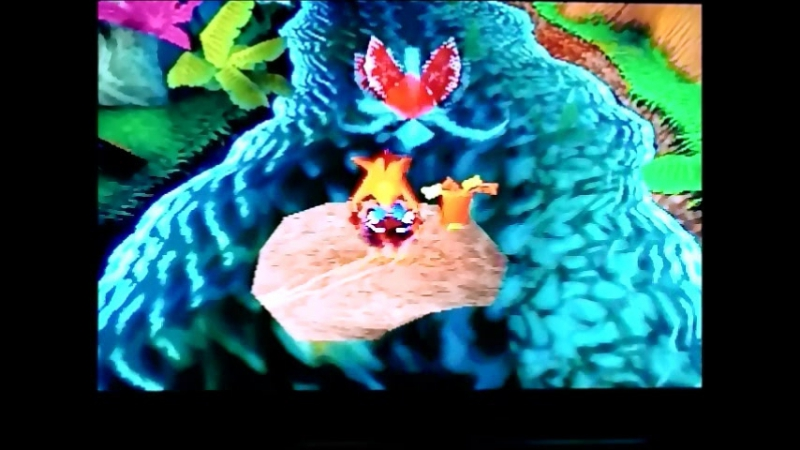 Crash Bandicoot 1(NTSC-U).УровеньUpstream.Гем.