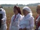 Белорусский обряд Зажинки в СПК Мижевичи